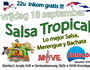 Salsa Tropical Party Stanley's Jungle Grill - Salsa Erondegem